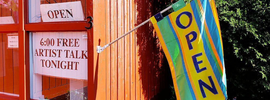 History Barn Gallery Ogunquit Art Association