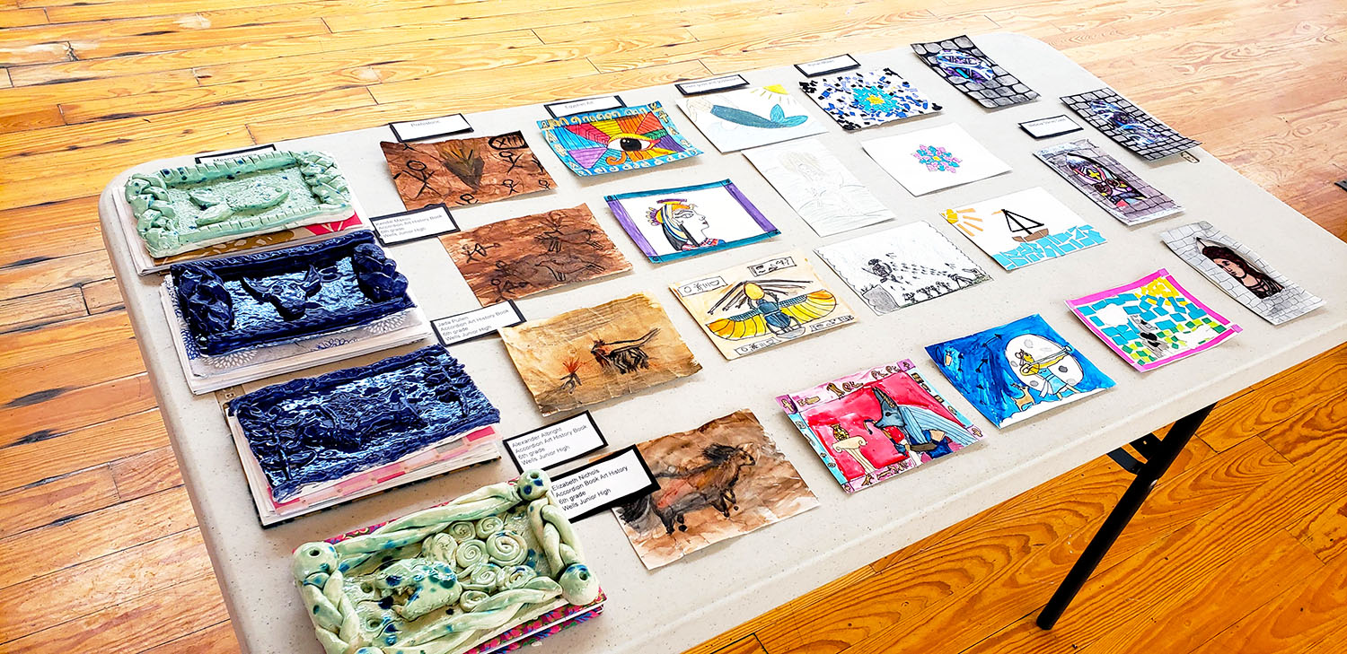 Photo Gallery: 41st Annual Student Art Show at Barn ...